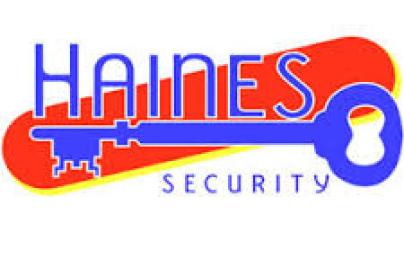 Haines Security Logo