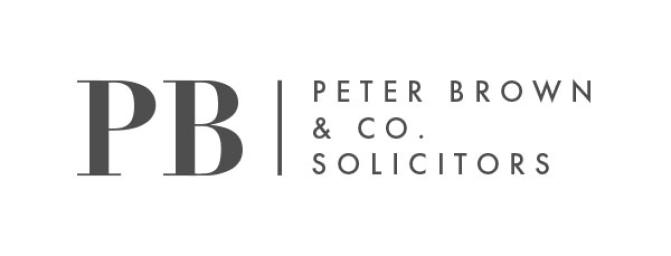 Peter Brown & Co logo