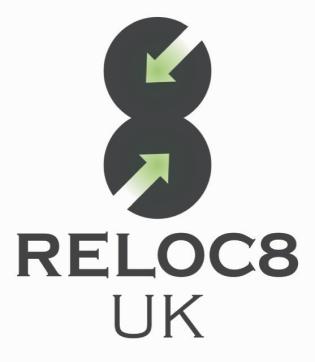 Reloc8 Logo